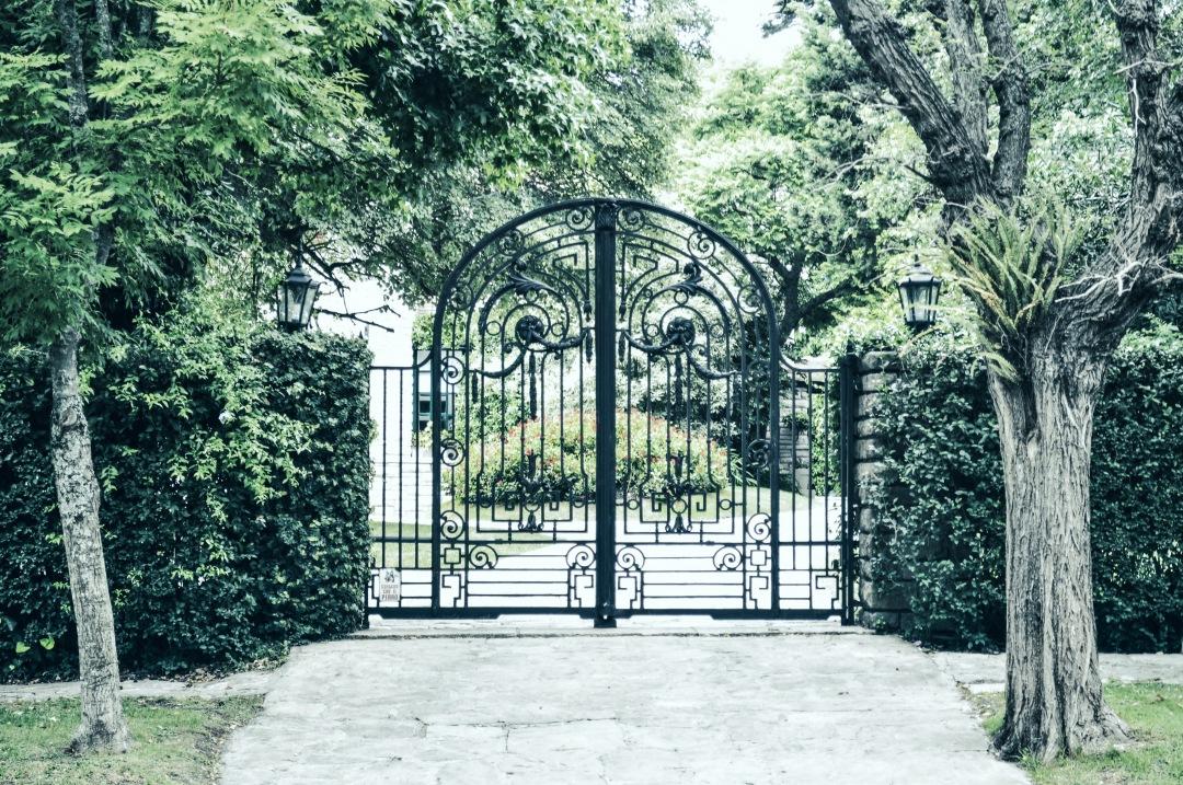 Door garden